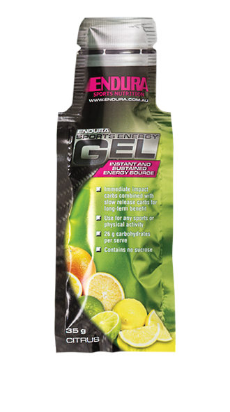 Sports Energy Gels- Single Sachets