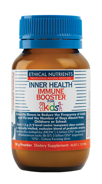 Inner Health Immune Booster for Kids 50 grams
