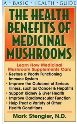 The Health Benefits Of Medicinal Mushrooms