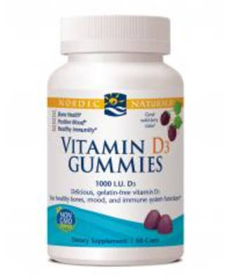 Vitamin D3 Gummies 1000iu