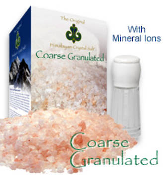 Coarse Granulated  Original Himalayan Crystal Salt®