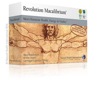 Revolution Macalibrium ™  (Men) 750mg