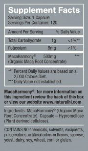 supps macaharmony