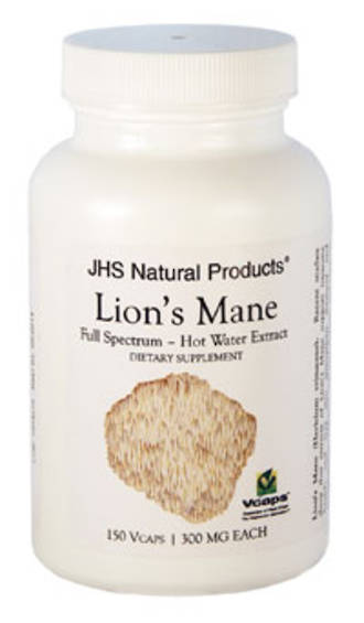 Jhs Natural Products Lion S Mane