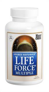 Life Force Multi- No Iron
